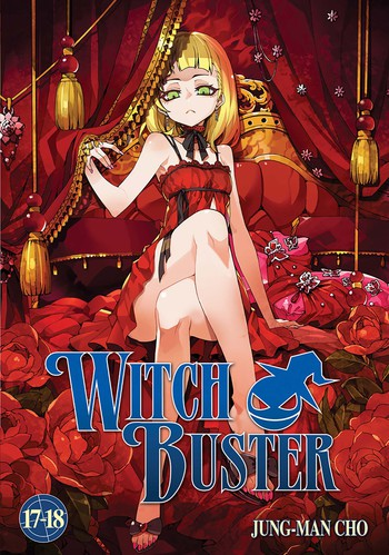 Witch Buster Vol. 17-18