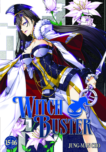 Witch Buster Vol. 15-16