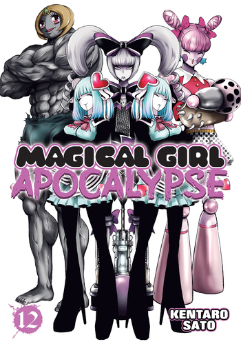 Magical Girl Apocalypse Vol. 12