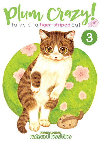 Plum Crazy! Tales of a Tiger-Striped Cat Vol. 3