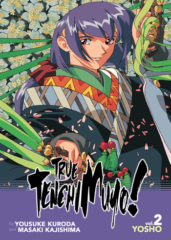 True Tenchi Muyo! (Light Novel) Vol. 2