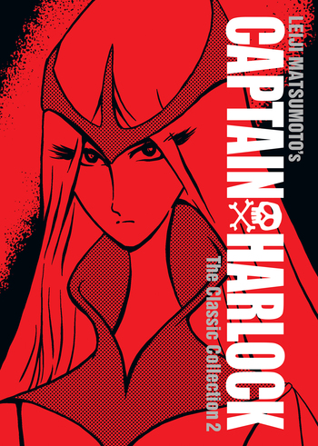Captain Harlock: The Classic Collection Vol. 2