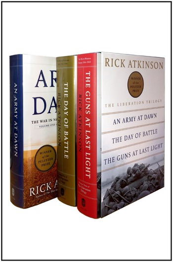 The Liberation Trilogy Boxed Set