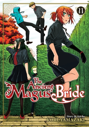 The Ancient Magus' Bride Vol. 11