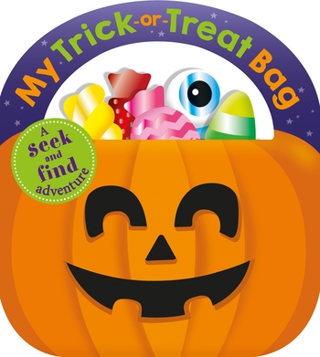 Carry-along Tab Book: My Trick-or-Treat Bag