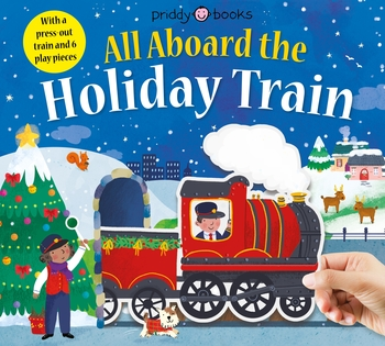 Slide Through: All Aboard the Holiday Train