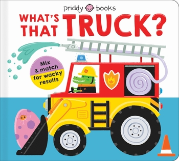 Mix & Match Fun: What's That Truck?
