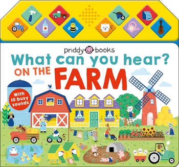 What Can You Hear: On the Farm